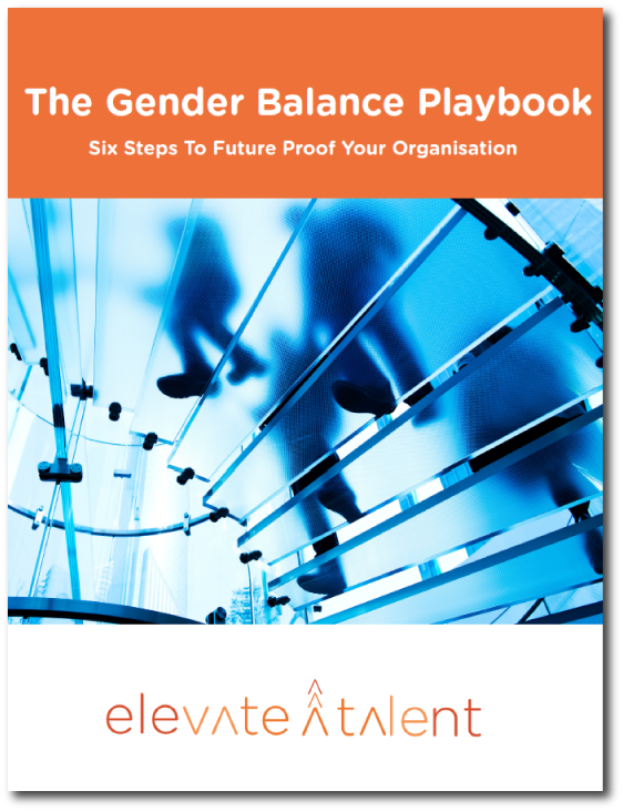 Gender Balance Playbook Download Elevate Talent